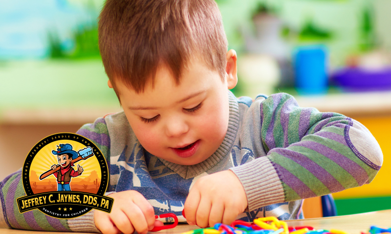 Dental care for your child with special needs