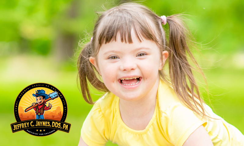 Healthy teeth for special needs kids