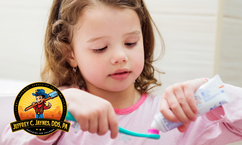 Choose the right dental products for your child